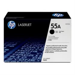HP 55A-CE255A  Black Toner Cartridge